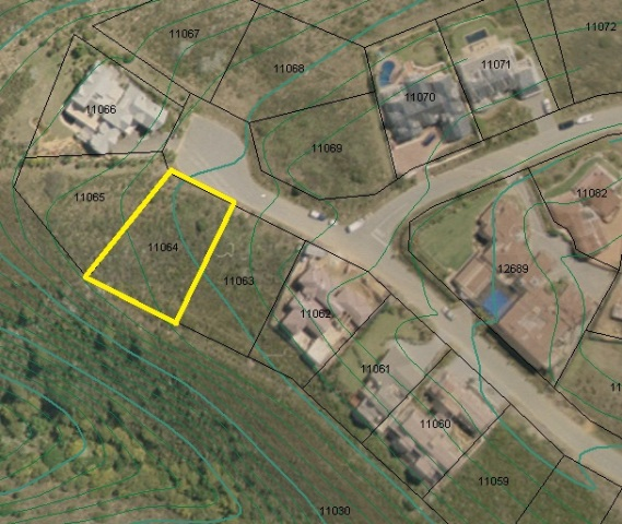 Property Ref: 04447, PEZULA GOLF ESTATE - Vacant Land